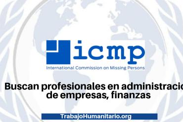 Comisión Internacional sobre Personas Desaparecidas