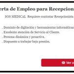Recluta: SOS Medical