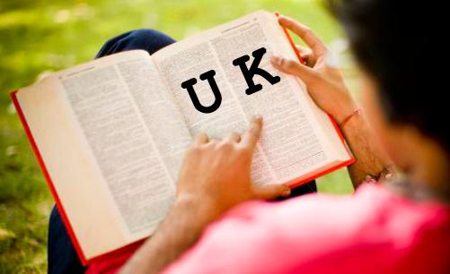 Cosas que debes saber de UK