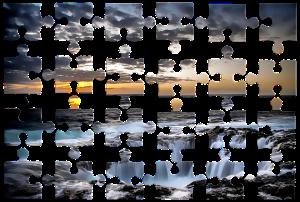 puzzle, vaga de emprego no exterior