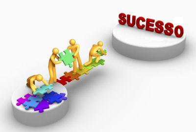 alcançar o sucesso