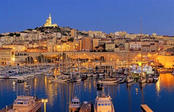 melhores cidades da França marseille
