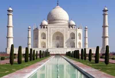 taj mahal principais cidades da India