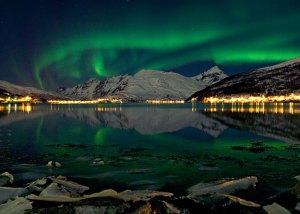 aurora-boreal-no-canadá-aurora-boreal-na-noruega
