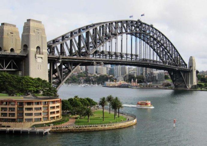 Ponte-da-Baia-de-Sydney