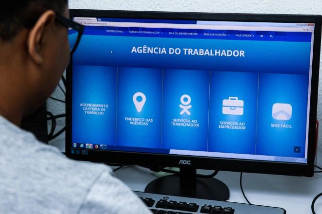 JABOATÃO AMPLIA SERVIÇO ONLINE PARA SOLICITAÇÃO DE CARTEIRA DE TRABALHO