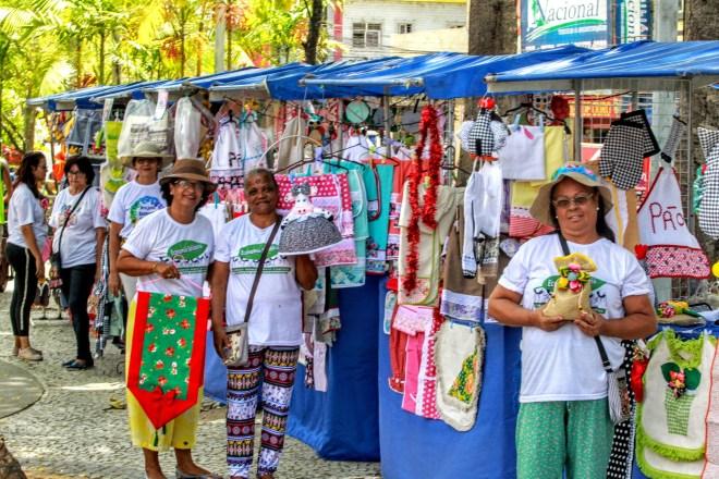 4º Festival da Economia Solidária movimenta Jaboatão