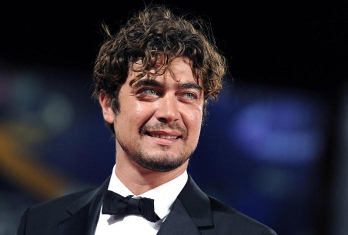 O ator italiano Riccardo Scamarcio