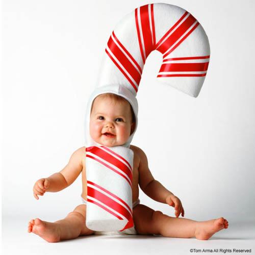 fantasia doce de natal