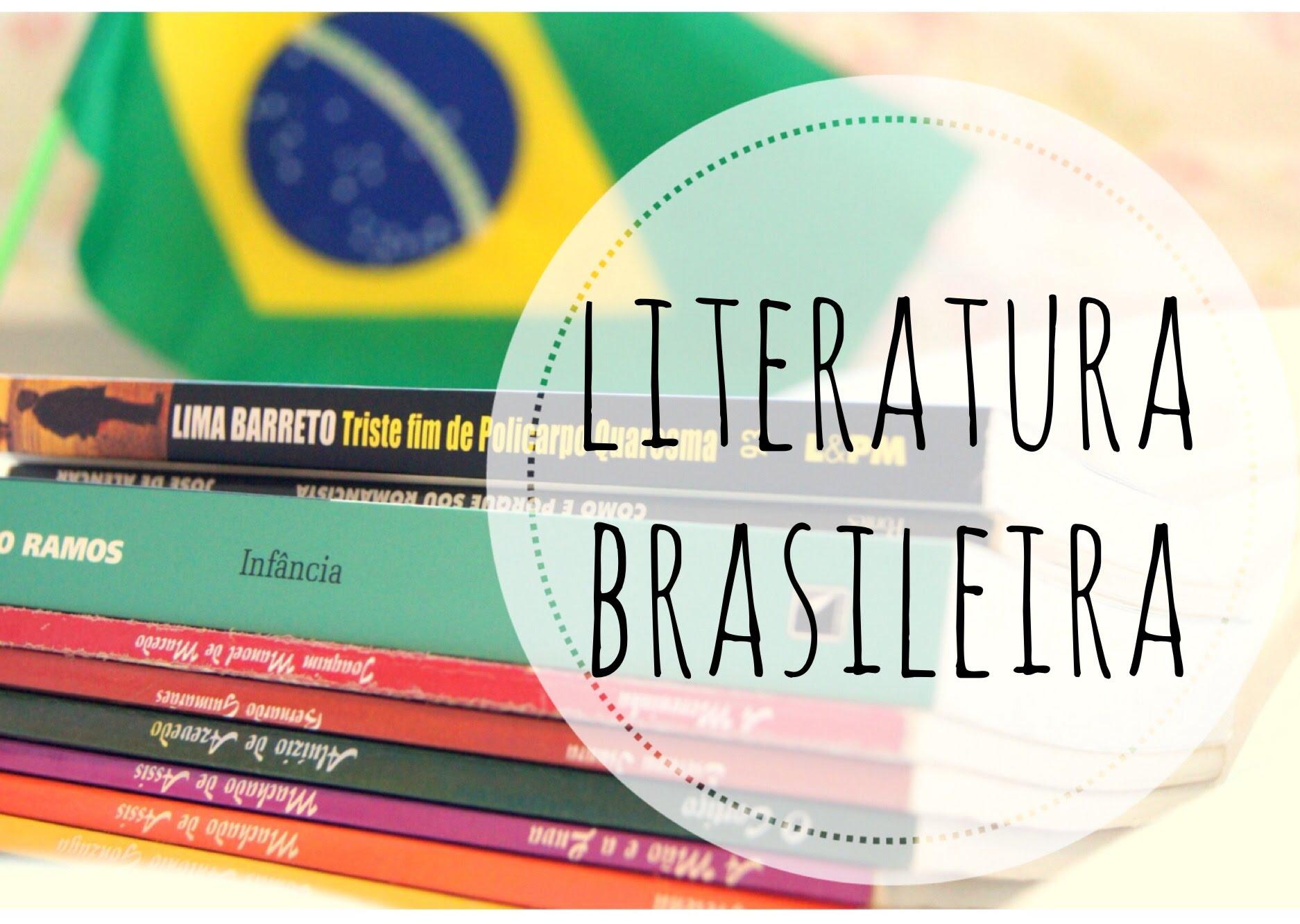 Resultado de imagem para literatura brasileira