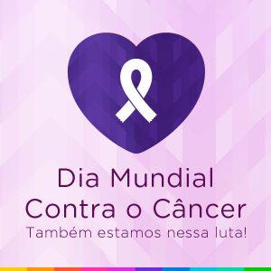 Resultado de imagem para Dia Mundial do Combate ao Câncer