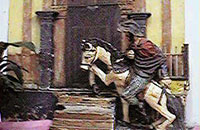 O cavaleiro ateu