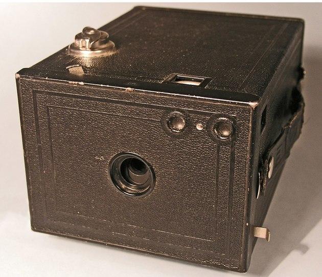 Segundo modelo da Brownie Kodak