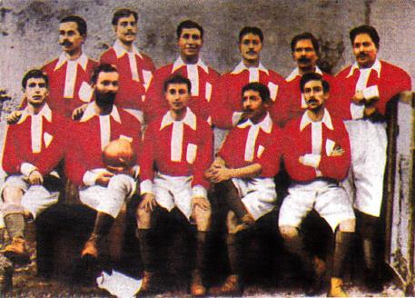 Sport Lisboa - 1904/1905