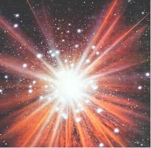 """Conforme a teoria do Big Bang, a possível """"explosão"""" deu origem ao universo"""