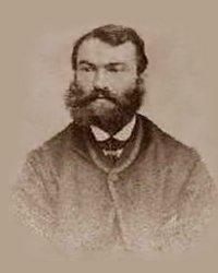 Uma das raras imagens do médico inglês James Parkinson