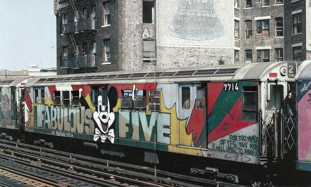 história da arte urbana