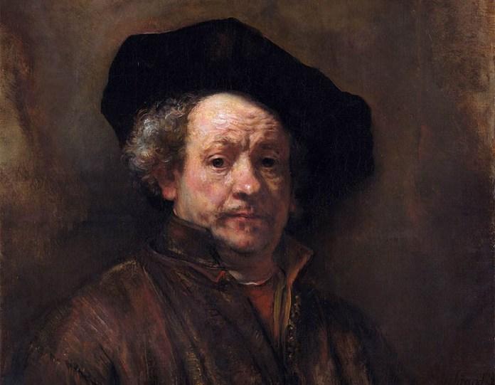 Rembrandt, um dos grandes contadores de história do mundo da arte