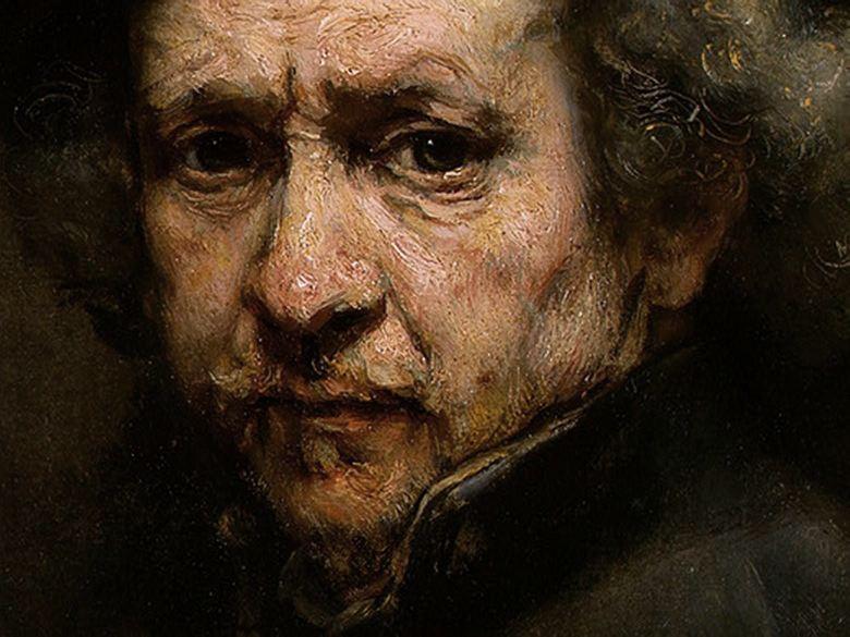 Retrato de Rembrandt