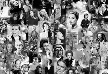 mulheres da história