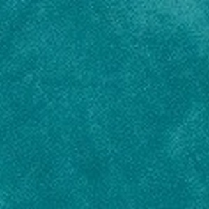 Image is a close-up photo of a swatch of teal fleece fabric used for the Seenin fleece total wheelchair cover