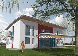 Constructeur de maison architecture haut de gamme Finistère