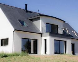 Façade Maison traditionnelle