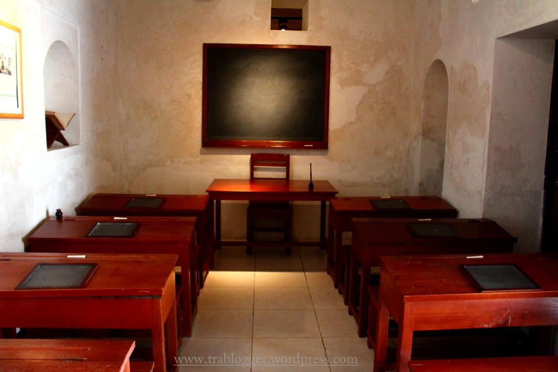 Al Eslah School Museum : A back bencher's view