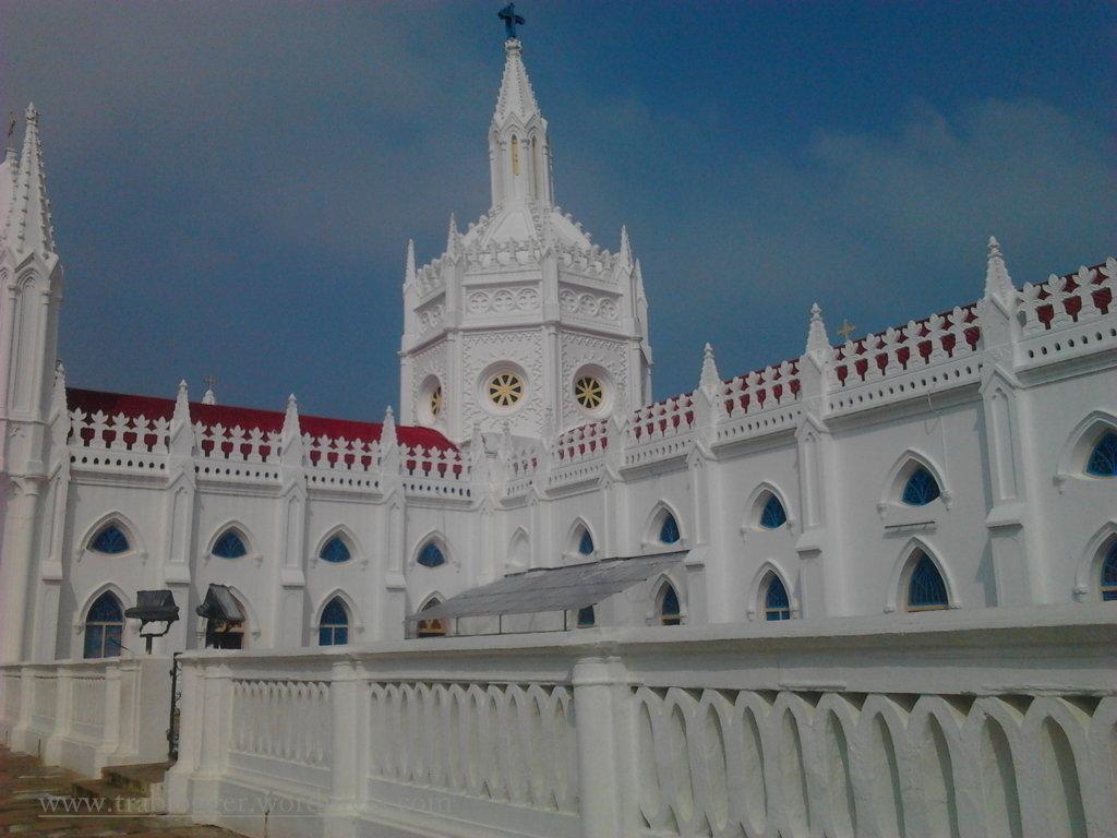 Grand Architecture of Velankanni