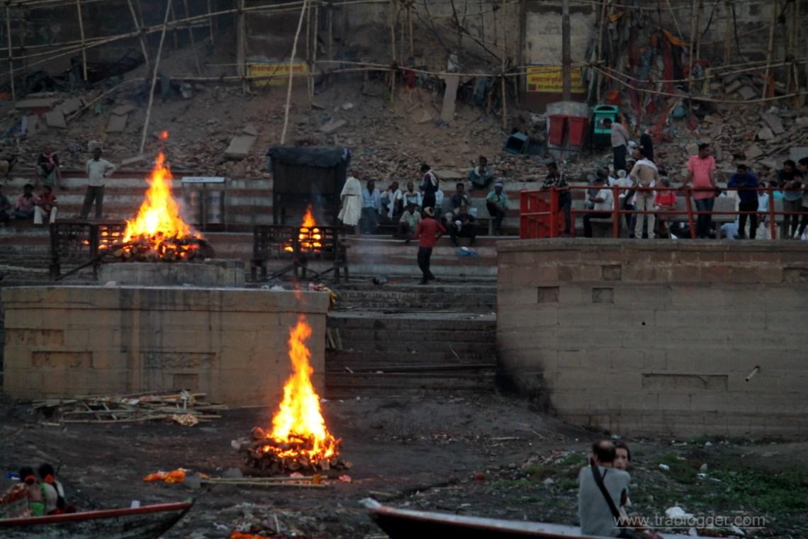 varanasi cremation ghats