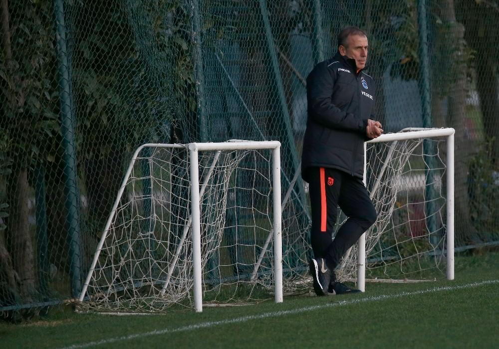Abdullah Avcı, Trabzonspor'un başında ilk derbi heyecanını yaşayacak