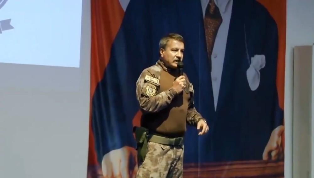 """Trabzon Emniyet Müdürü Metin Alper, FETÖ'ye tepki gösterdi: """"Allah belalarını versin"""""""