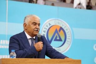 Avrasya Üniversitesi'ne yeni dört bölüm açıldı