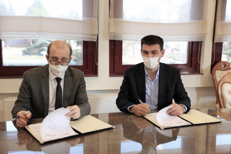 KTÜ ile TİSAŞ arasında işbirliği protokolü imzalandı