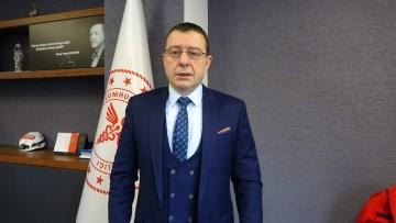 """Trabzon İl Sağlık Müdürü Hakan Usta: """"Servislere yatan hasta sayısında artış gözlemleniyor"""""""