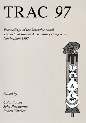 TRAC Proceedings 1997: Order direct from Oxbow