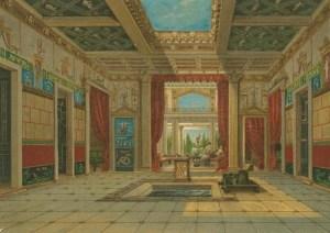Pompeian House