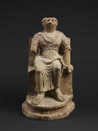 Horus dressed in military attire, © The Trustees of the British Museum