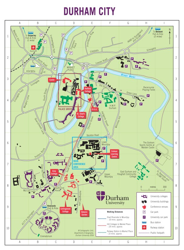 New Durham map 2015 (numbered)