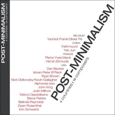 trAce 024 - Various artists - Post-minimalism
