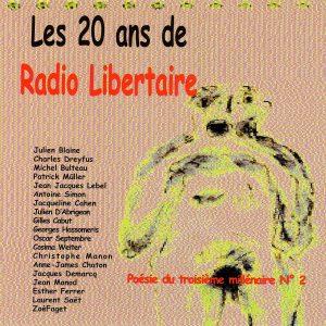 Les 20 ans de Radio Libertaire