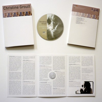 La condition captive – Christine Groult - CD trAce 023
