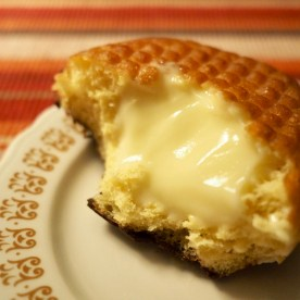 Boston Cream Pączki — copyright Trace Meek