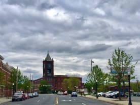 Ludlow, MA. A nice little town — copyright Trace Meek