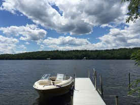 Laurel Lake — copyright Trace Meek