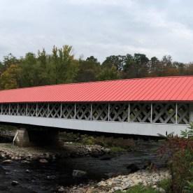 Ashuelot, NH covered bridge — copyright Trace Meek
