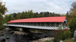 Ashuelot, NH covered bridge — copyright Trace Meek