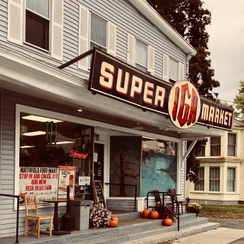 Super Market, Northfield MA — copyright Trace Meek