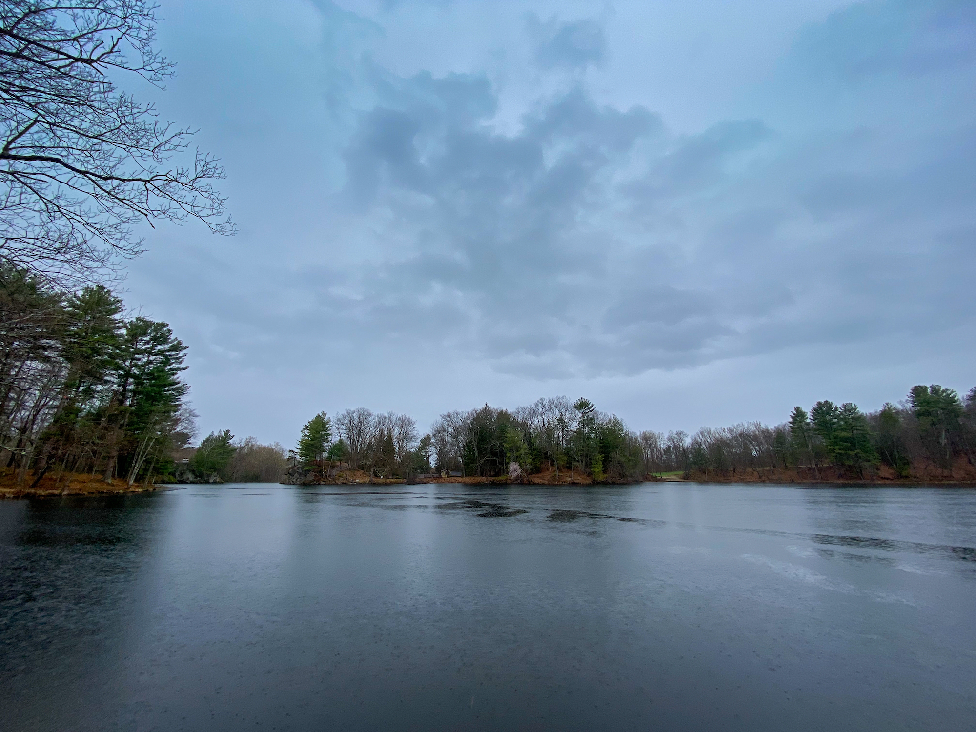 Puffer's Pond, Amherst, MA
