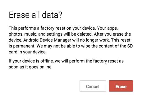 Google Phone Tracker